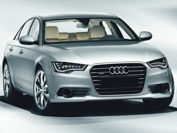 Audi A6: новое поколение