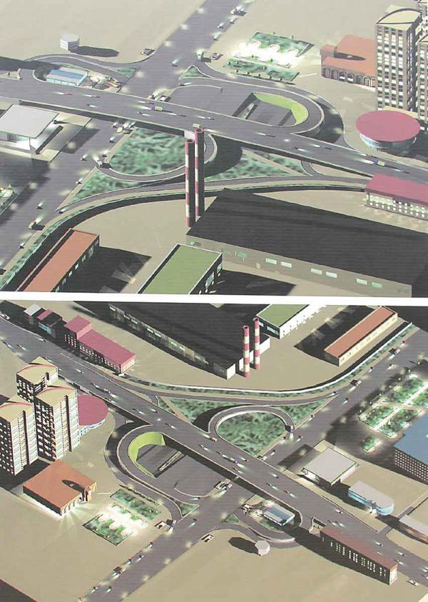 Киев. Шулявский путепровод будут ремонтировать после 2012 года