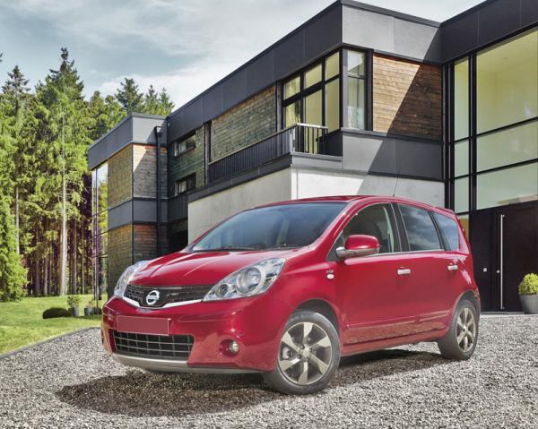 Обновленный Nissan Note поступил в продажу