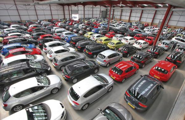 В 2010 году на украинском рынке было продано около 190 тыс. новых автомобилей