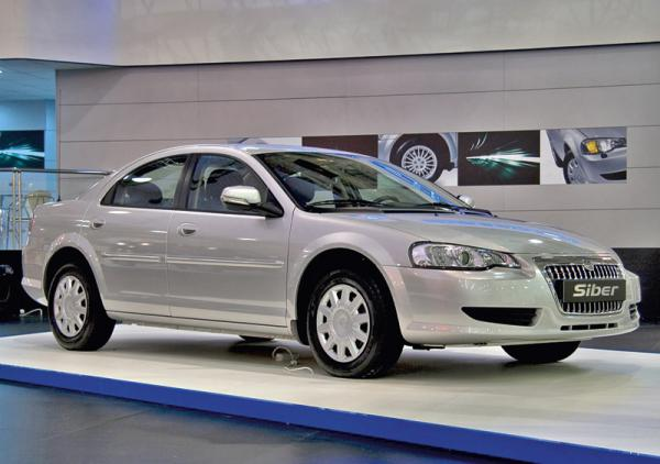 Volga Siber может стать эксклюзивным раритетом, ведь всего выпущено 2,2 тыс. таких авто