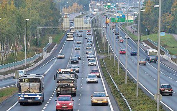 Киев в 2011 году избавится от значительной части пробок