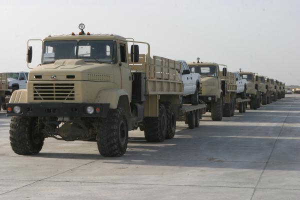 """""""АвтоКрАЗ"""" продал в восемь раз больше автомобилей"""
