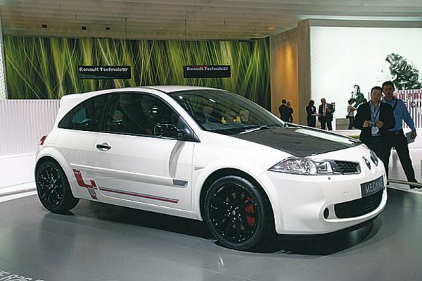 British International Motor Show 2008 – от розетки до резетки мускул кара. Часть 2