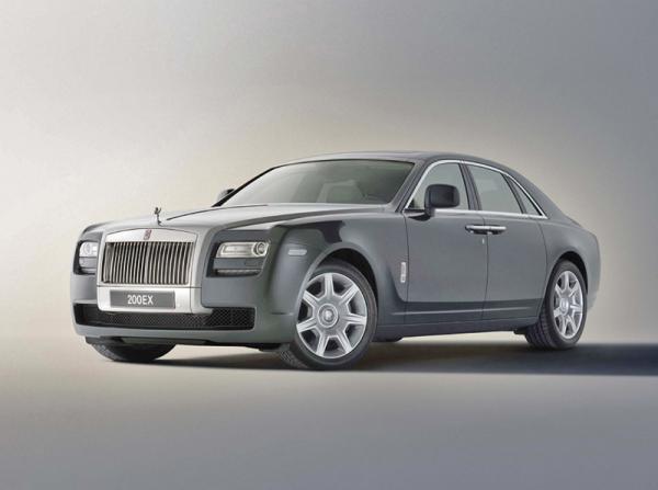 Rolls-Royce празднует успех