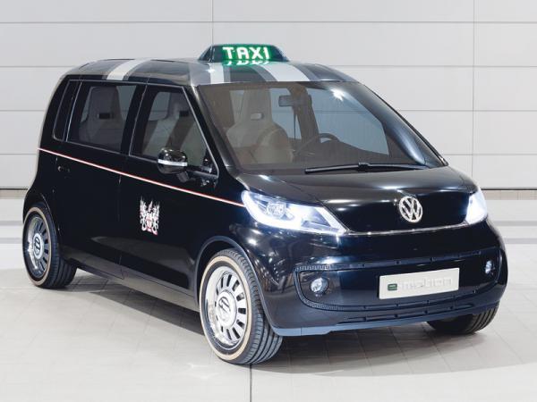 Volkswagen London Taxi: такси для современного Лондона