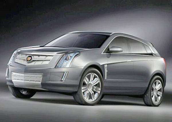 GM намерен показать гибридный Cadillac