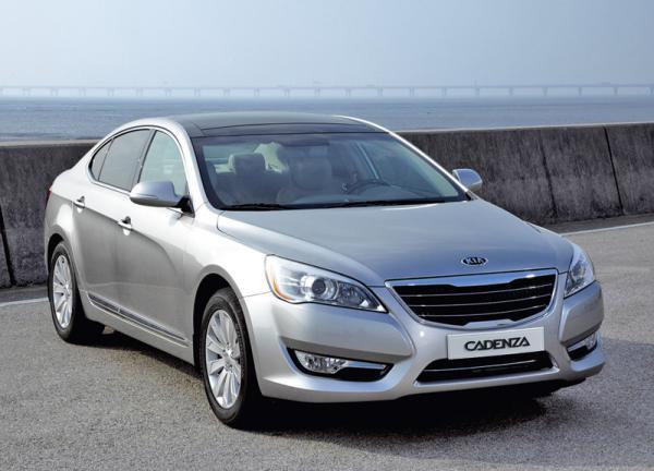 В 2011 году в Украине представят четыре новых Kia