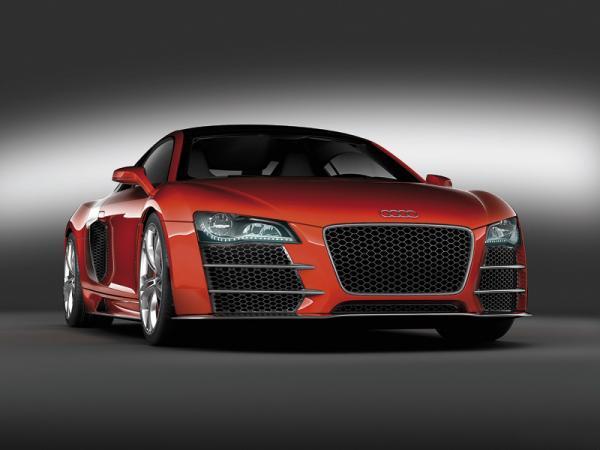 Audi R8 V12 TDI: не такой, как все