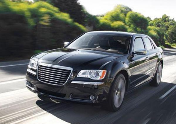 2011 год: в ожидании новых премьер. Chrysler 300C