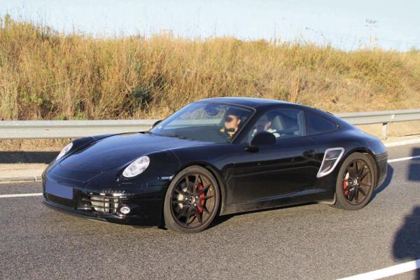 2011 год: в ожидании новых премьер. Porsche 911